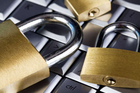Computer Security conception Stock Photo - 5093764