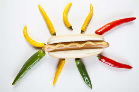 Hot dog photo