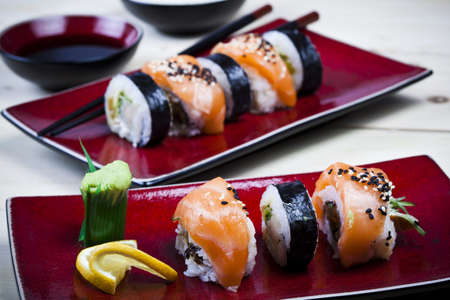 susi: Collection of sushi