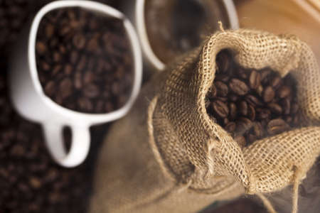 Old fashioned coffee Stock Photo - 5100858