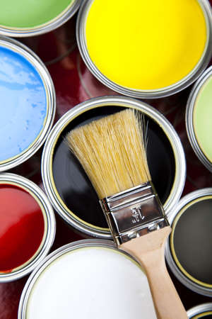 Paint Stock Photo - 5100762