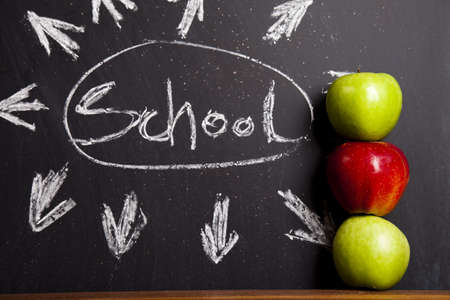School background Stock Photo - 5428120