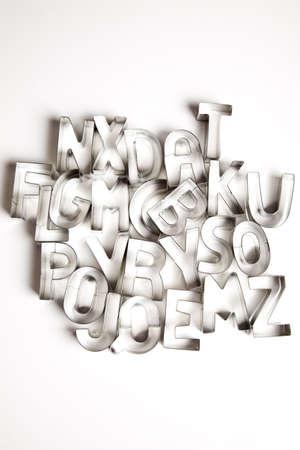 Letters, alphabet photo