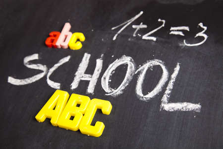 School background Stock Photo - 5419330