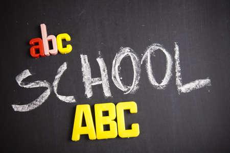School background Stock Photo - 5419114