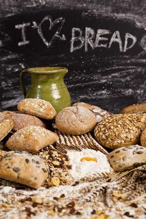 I love bread Stock Photo - 5419274