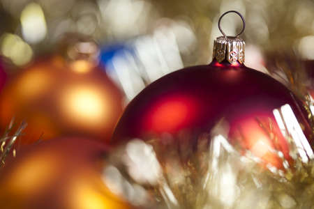 Traditional Christmas Bauble Stock Photo - 5418363
