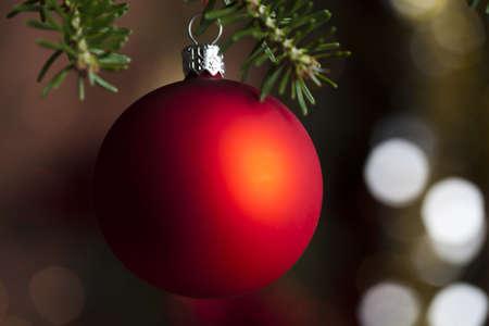 Christmas background Stock Photo - 5418357