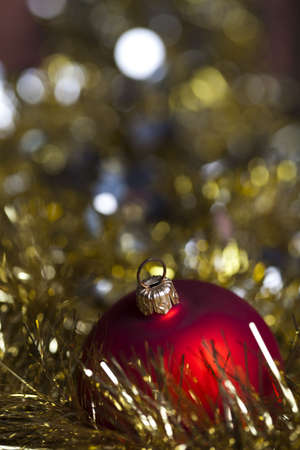 Christmas background  Stock Photo - 5418168