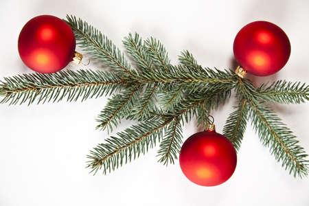 Shiny Baubles & Christmas  Stock Photo - 5418704