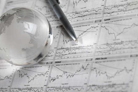 Statistics & Business Stock Photo - 5416103