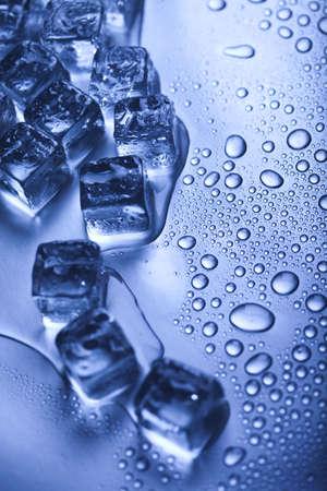 Ice cubes   Stock Photo - 5415740