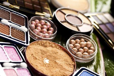 Cosmetics, make up photo