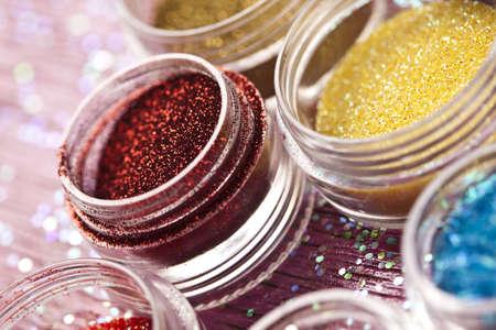 Make up, brocade, cosmetics Stock Photo - 5930597