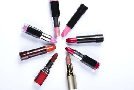 Lipsticks collection   photo