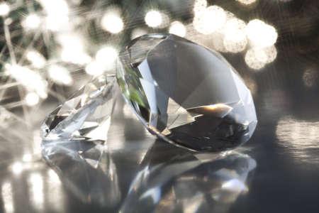 Shiny diamond Stock fotó