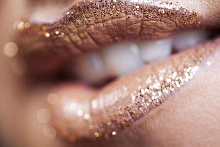 Mouth make up Stock Photo - 6050401