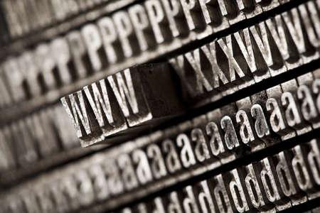 printery: Internet symbols - www
