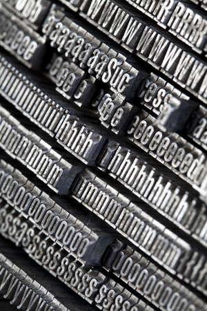 Typography style Stock Photo - 6332986