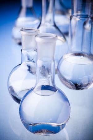 Laboratory glass Stock Photo - 6333635