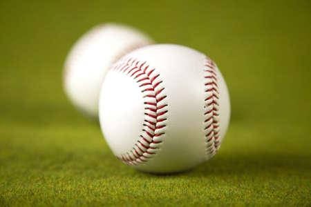 Baseball Balls  photo