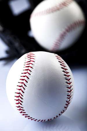 Baseball Balls Stock Photo - 6537013