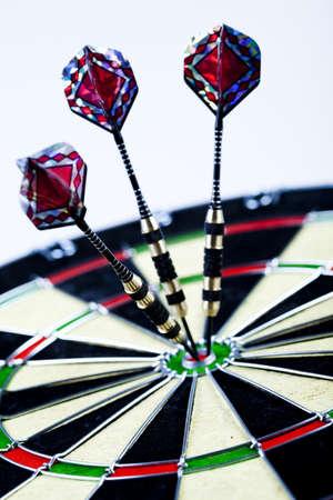Darts series photo
