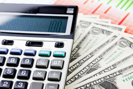counting money: Calculator
