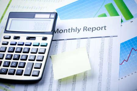 impuestos: Marco de Oficina Foto de archivo