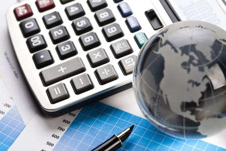 contabilidad financiera cuentas: Serie de finanzas