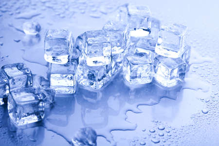 Cool and  ice photo