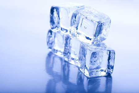 Crystals ice cubes Stock Photo - 6680507