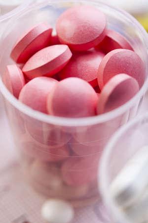 pharmacologist: Pills