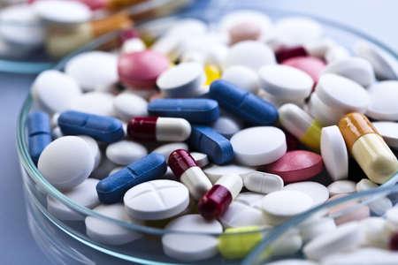 pastillas: Tabletas & medicamentos
