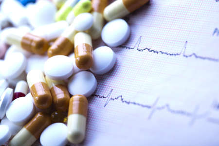 pharmacologist: Ekg and  Tablets