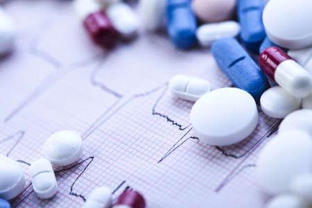 pharmacologist: Ekg