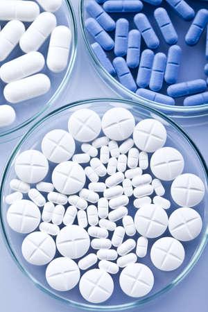 drugs pills: Medicines collection - Pills
