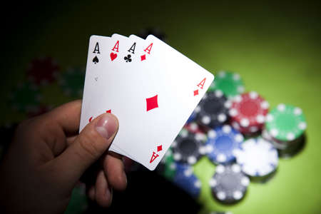 Las Vegas game photo