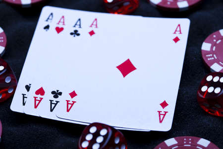 Cards & Chips photo