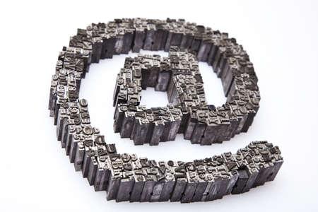 Internet symbols  photo