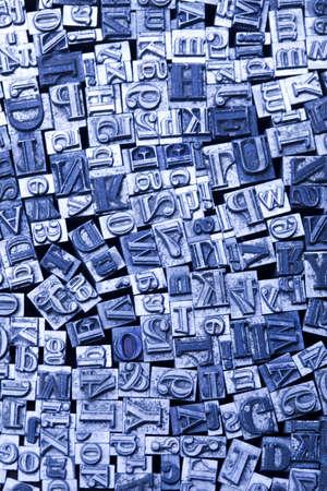 Typography Stock Photo - 7382470