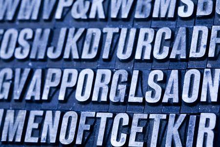 Typography style Stock Photo - 7382481