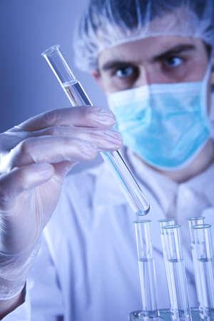 Laboratory, science, testing photo