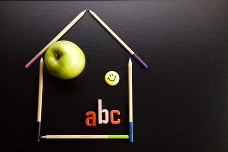 Blackboard, abc photo