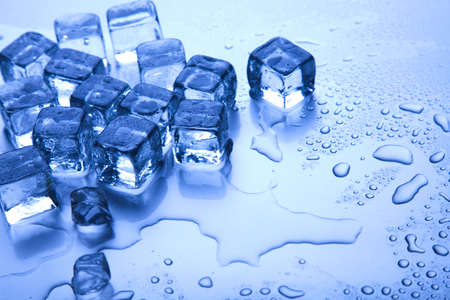 icecubes: Ice, and cubes
