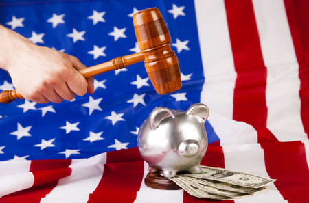 Law and justice concept Stock Photo - 7512393