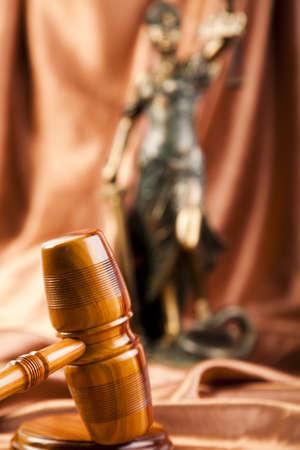 estatua de la justicia: Se�ora de la justicia