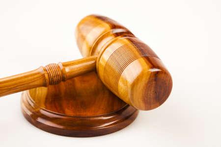 orden judicial: Martillo de madera de los jueces