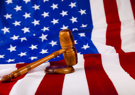 American Justice Stock Photo - 7370691