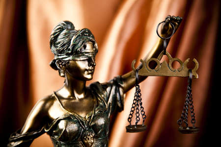 Justice Scale Stock Photo - 7370659